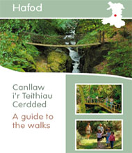 New walks leaflet now available